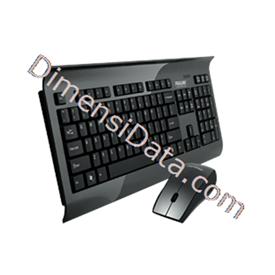 Jual Keyboard PROLINK Wireless Desktop Combo [PCBO-5309G]